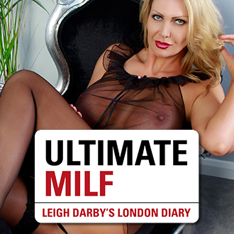 Ultimate_MILF: Leigh Darby's London Diary