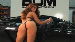 Black Lambo Car Wash (ft. Maddy Rose)